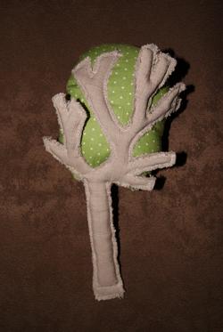 1er arbre de la forêt de Max le castor